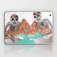 Spectres Laptop & iPad Skin