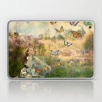 Release of the butterflies Laptop & iPad Skin