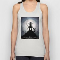 Skyrim Kid Unisex Tank Top