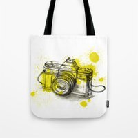 Collect Moments Tote Bag
