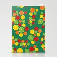 BP 21 Fruit Stationery Cards