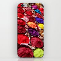 Indian Powders iPhone & iPod Skin