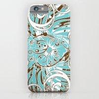 Look of Hearts iPhone 6 Slim Case