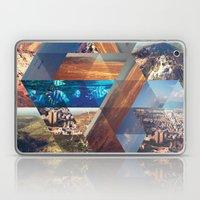 Triangles. Laptop & iPad Skin