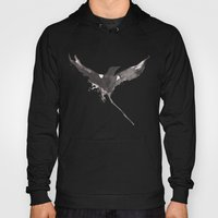 Flying crow Hoody
