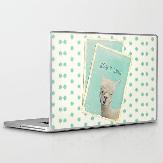 Lama Laptop & iPad Skin
