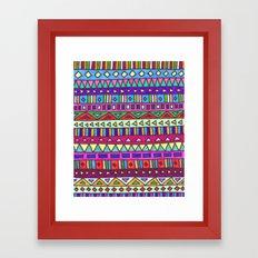 Stroke of Luck Framed Art Print