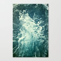 Water IV Canvas Print
