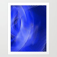 Radial 1 Art Print