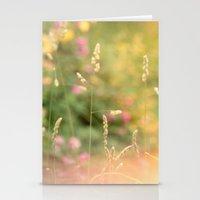 A Field Far Far Away Stationery Cards