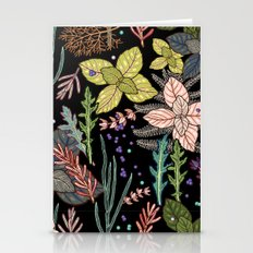 Mysterious Herbs Stationery Cards
