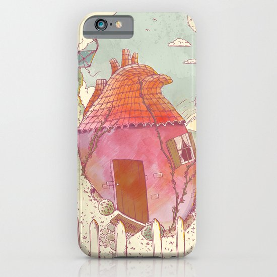 Home Is Where Your Heart Is iPhone & iPod Case
