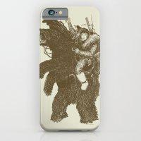 iPhone & iPod Case featuring Bearpoleon by Isaboa