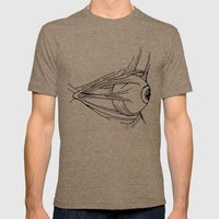 Eye Mens Fitted Tee Tri-Coffee SMALL