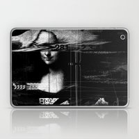 Mona Lisa Glitch Laptop & iPad Skin