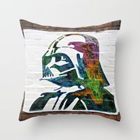 Who's Your Daddy? Throw Pillow