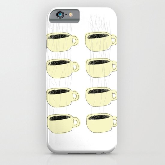 ME AGAINST THE MORNING iPhone & iPod Case