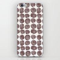 Tree Farming Field iPhone & iPod Skin