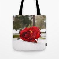 Death And Beauty Tote Bag