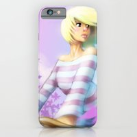 iPhone & iPod Case featuring Bicycle by RoPerez