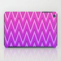 Extreme Chevrons - Fusch… iPad Case