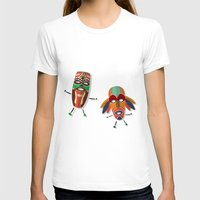 africa T-shirts featuring AFRICA by Rceeh