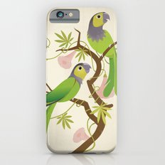 Black-capped conure Slim Case iPhone 6s