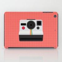 Polaroid One Step Land Camera iPad Case