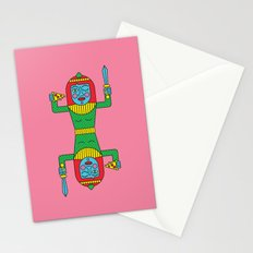 PIZZA KWEEN Stationery Cards