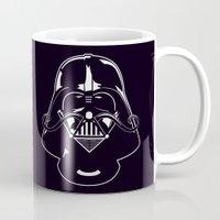 V for Vader Mug