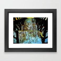 Daydream. Framed Art Print