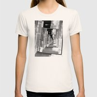 Reflections Of An Infrar… Womens Fitted Tee Natural SMALL