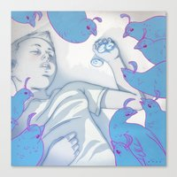 IdN: The Ark Project Canvas Print