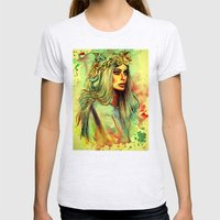 Indio Womens Fitted Tee Ash Grey SMALL