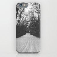 Paths Traveled iPhone 6 Slim Case
