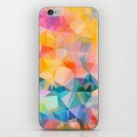 Polygons iPhone & iPod Skin