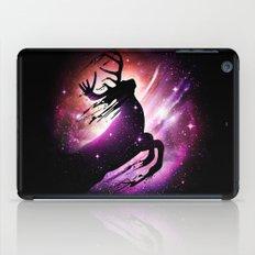 Black Hole Escape iPad Case