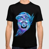 Big Pun : Dead Rappers S… Mens Fitted Tee Black SMALL
