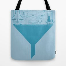 Essence Of Gizmodo Tote Bag