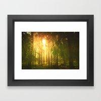 Our Forest Framed Art Print