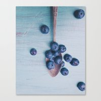 Goodness Overflows Canvas Print