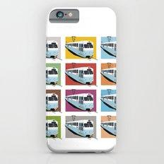 Gothenburg tramway iPhone 6s Slim Case