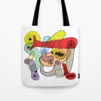 TINY CREATURES Tote Bag