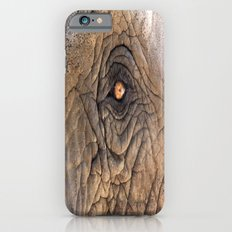 eye of elefant iPhone 6 Slim Case