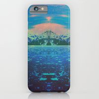 iPhone Cases featuring Dithoa by Daniel Montero