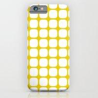 Franzen Yellow iPhone 6 Slim Case