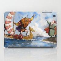 Viking iPad Case