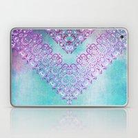 Floral Fairy Tale Laptop & iPad Skin