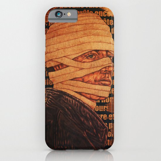 The Burn Man still in love iPhone & iPod Case