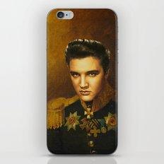 Elvis Presley - Replacef… iPhone & iPod Skin